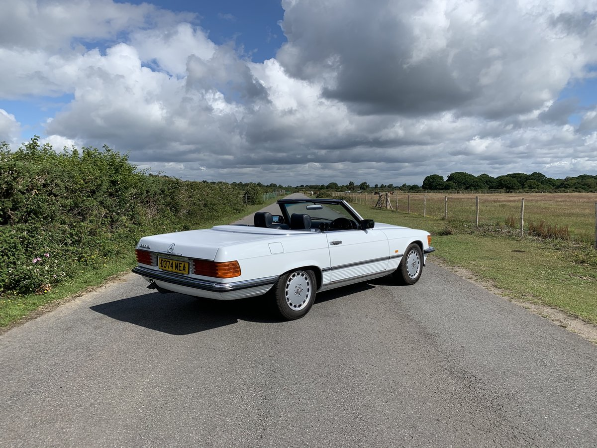 Mercedes 300SL 1986 Lovely Condition  For Sale (picture 6 of 6)