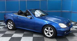 Picture of 2003 Mercedes SLK200 SOLD