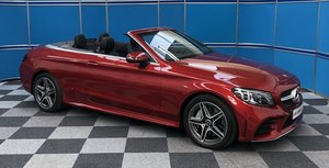 2019 Mercedes C300d Cabriolet