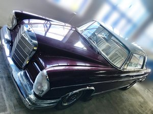 1965 Mercedes Benz 300SE W112 RIGHT HAND DRIVE (AUTO)
