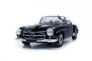 1956 Mercedes-Benz 190 SL  For Sale by Auction