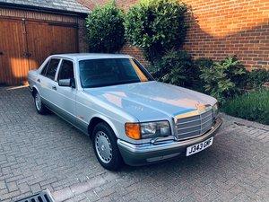 1991 Mercedes 500SE w126