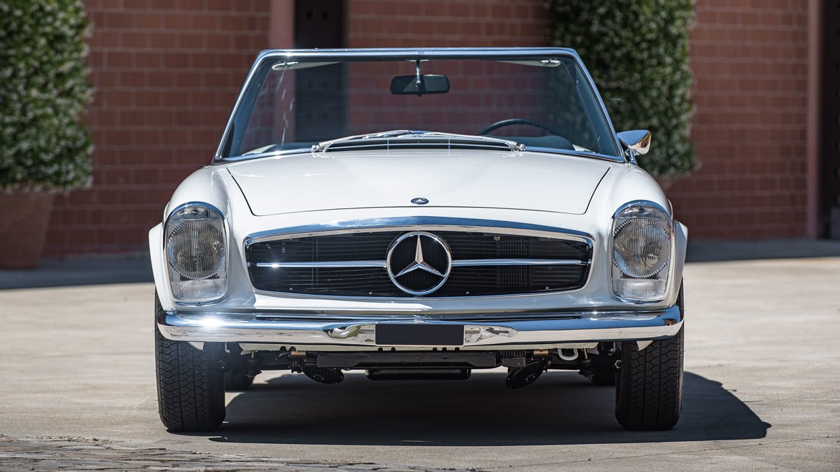 1970 Mercedes-Benz 280 SL avec Hard-top For Sale by Auction (picture 3 of 6)