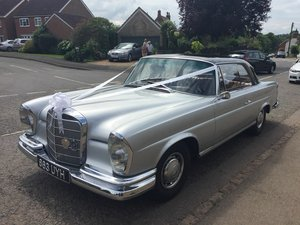 Picture of 1961 Mercedes 220SEb Coupe