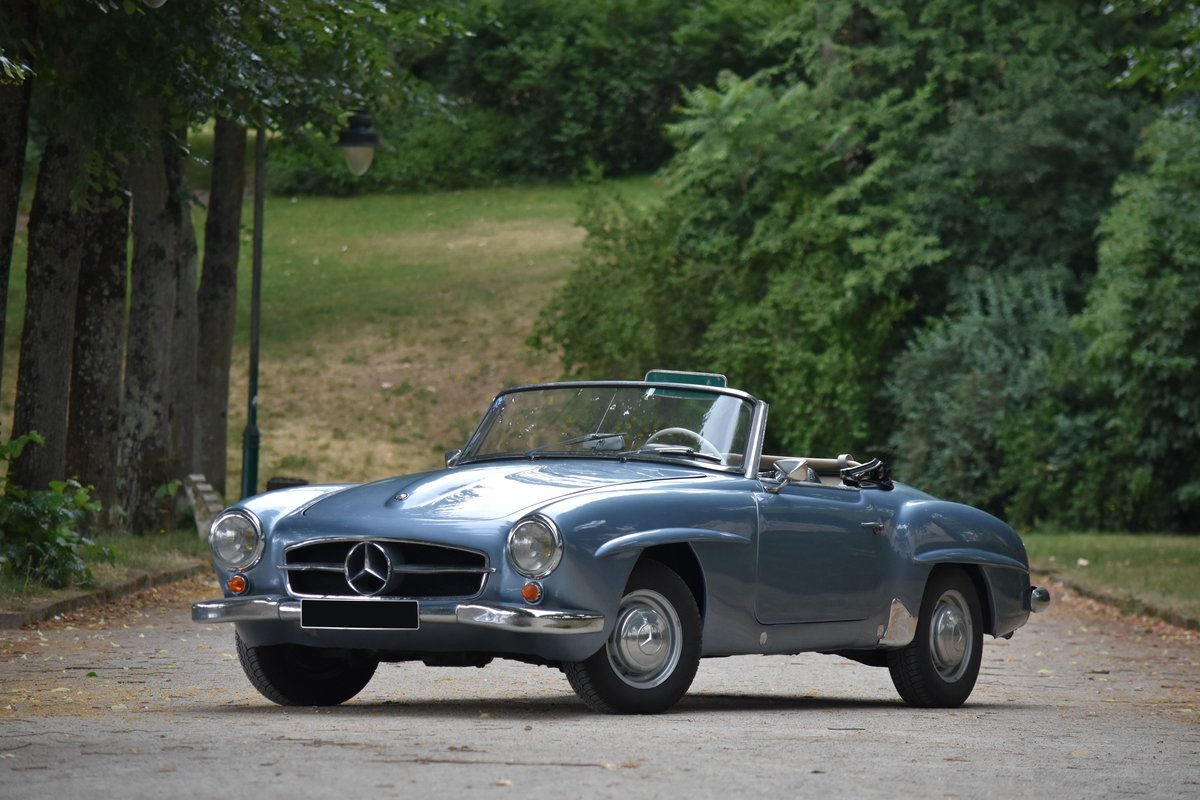 1956 Mercedes-Benz 190 SL For Sale (picture 1 of 1)