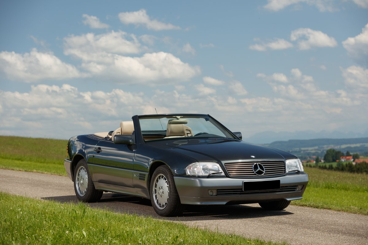 1992 Mercedes-Benz 600 SL   For Sale (picture 1 of 1)