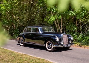 Picture of 1952 Mercedes-Benz 300 Adenauer SOLD by Auction