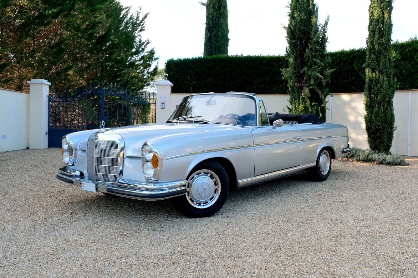 1963 Mercedes 220SE For Sale (picture 3 of 6)