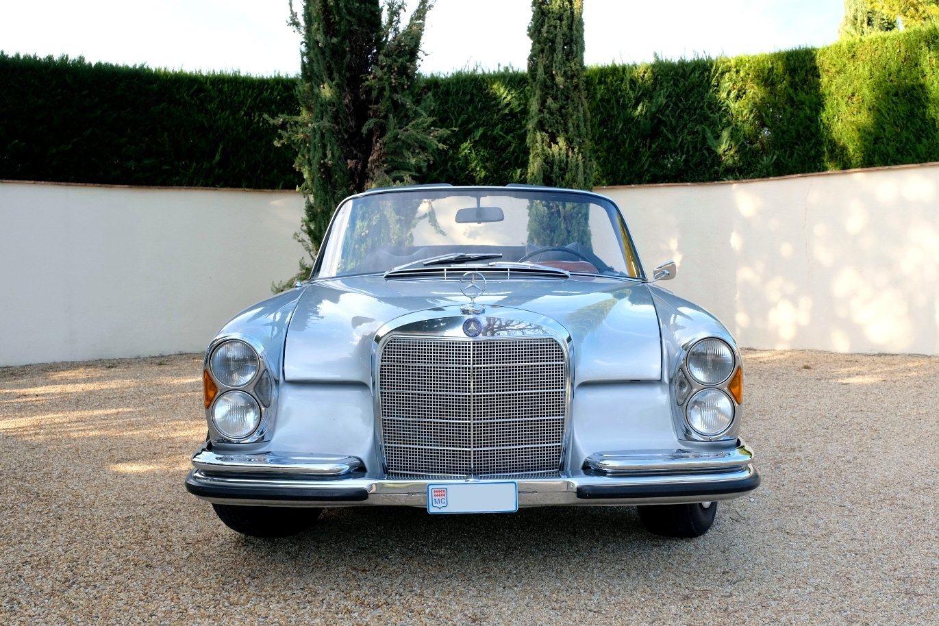 1963 Mercedes 220SE For Sale (picture 5 of 6)