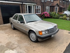 1993 Mercedes 190E 51k Miles 1 Owner For Sale