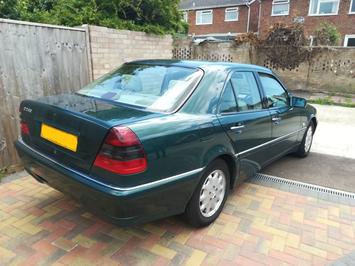 1999 Mercedes C240 Elegance For Sale (picture 2 of 6)