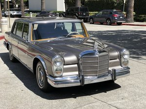 Picture of 1965 MERCEDES-BENZ 600 SWB SOLD