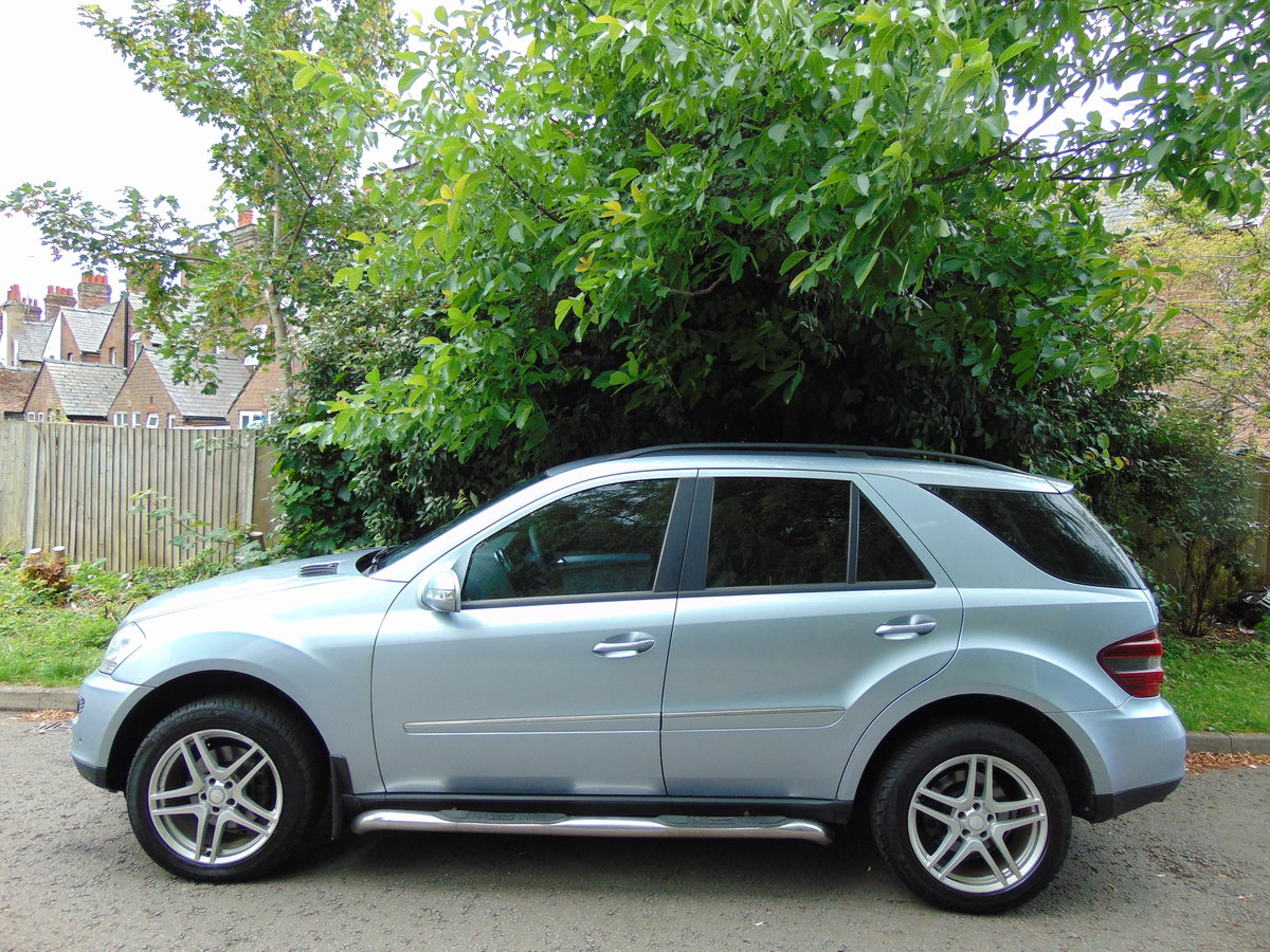 2006 Mercedes ML280 CDi Sport.. New Shape.. FSH.. Bargain.. SOLD (picture 2 of 6)