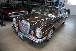 1971 Mercedes Benz 300SEL 6.3 V8 Sedan SOLD