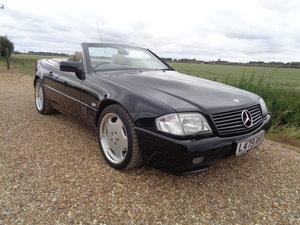 1993 Mercedes 500 sl auto -stunning car throuout !!