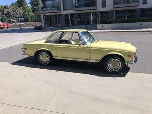 1965 230SL Good condition!