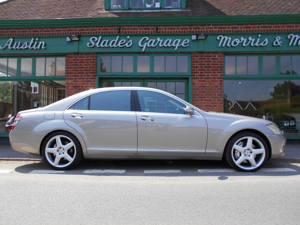 2007 Mercedes S600L Saloon  For Sale (picture 1 of 4)