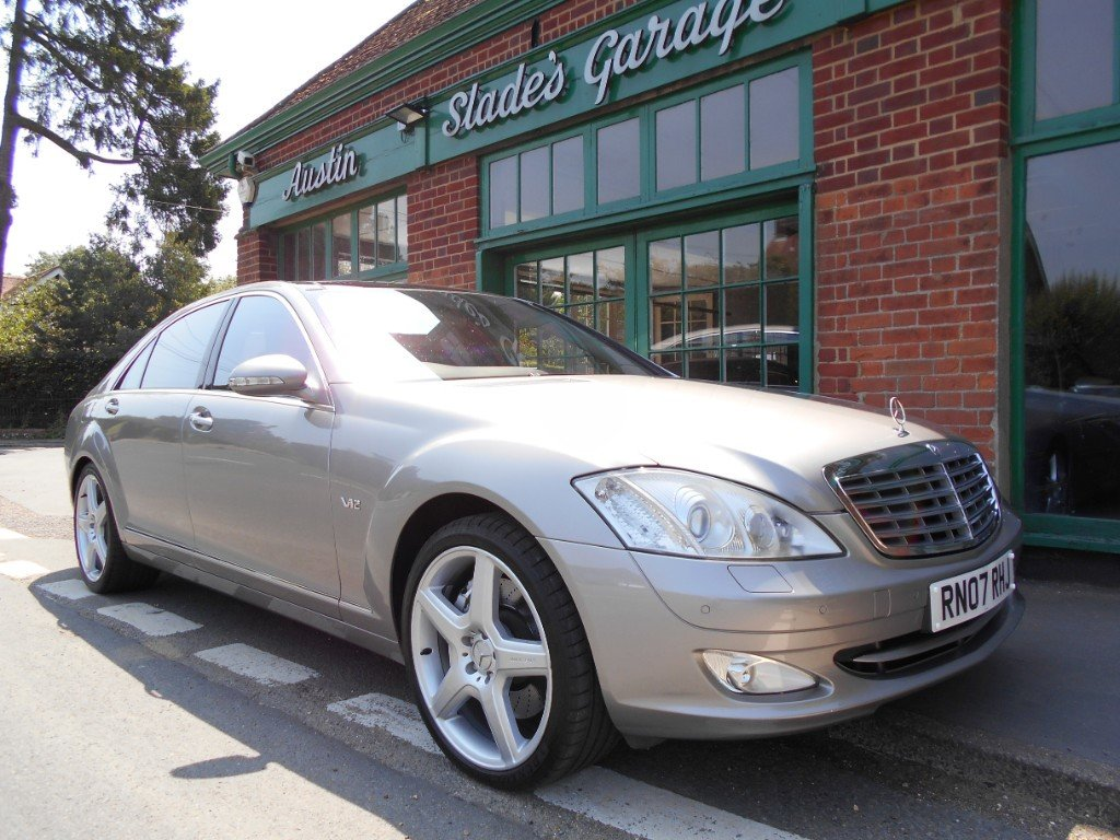 2007 Mercedes S600L Saloon  For Sale (picture 2 of 4)
