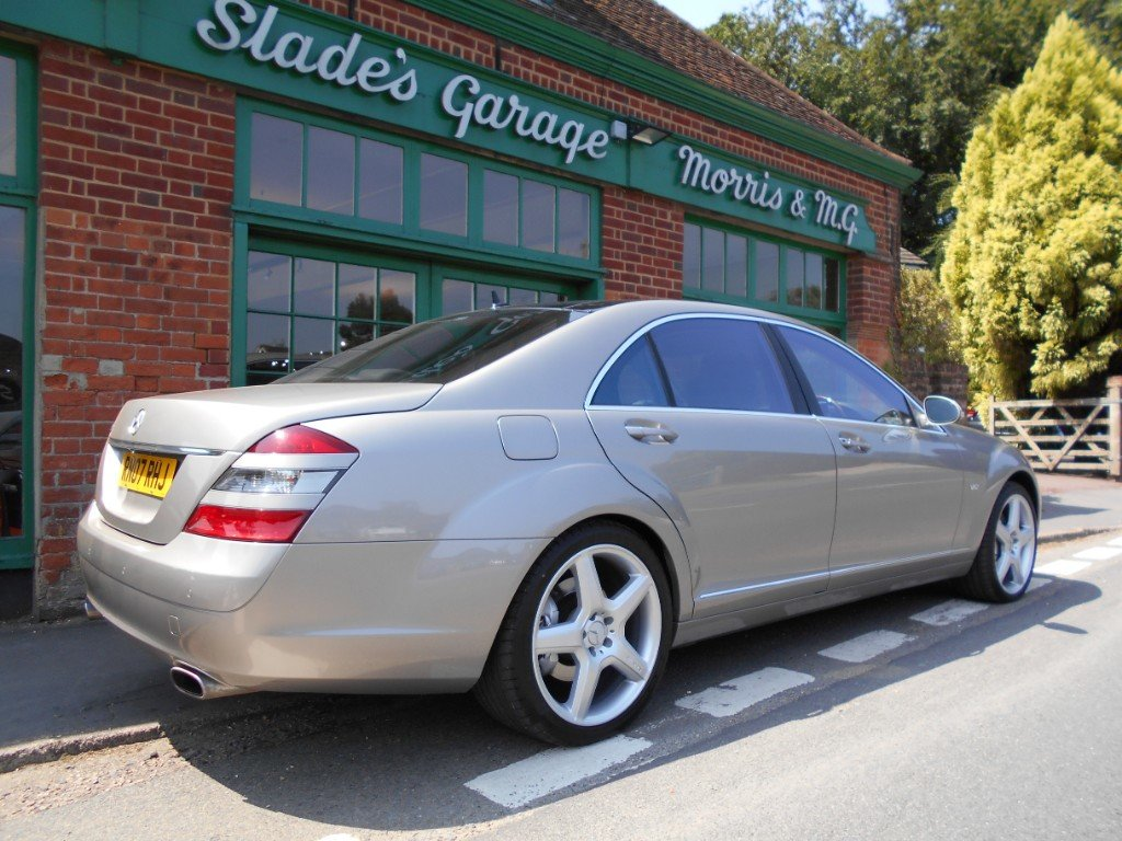 2007 Mercedes S600L Saloon  For Sale (picture 3 of 4)