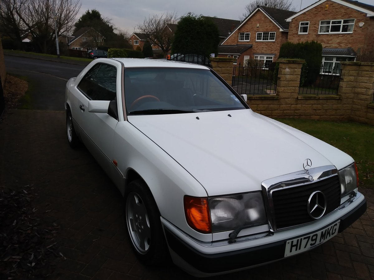 1990 mercedes ce300 2door coupe For Sale (picture 1 of 6)