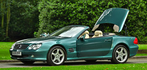 2005 Mercedes-Benz SL 350 2dr Convertible For Sale