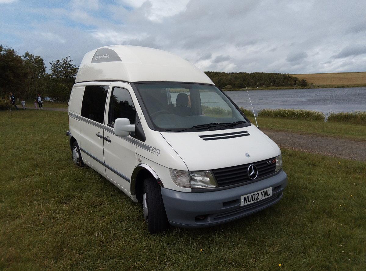 2002 Camper van For Sale (picture 2 of 6)