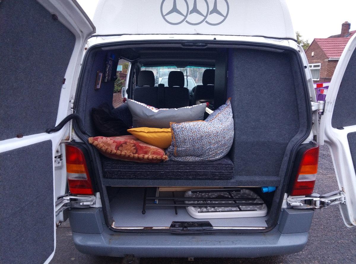 2002 Camper van For Sale (picture 6 of 6)