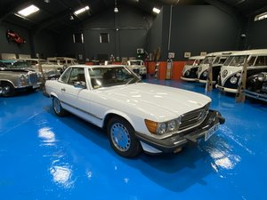 1986 Mercedes 560SL sports convertible *immaculate*