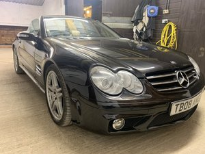 2008 SL55 AMG P30 F1 Performance Pack For Sale
