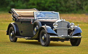 Picture of 1935 MERCEDES BENZ 200 W21 LWB CABRIOLET For Sale