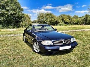 1998 Mercedes SL320 V6 R129 - 51000 miles