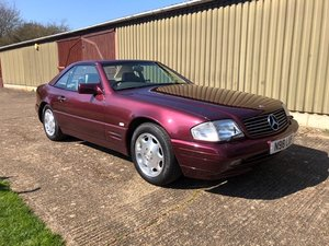 1995 Lovely, well cared for R129 facelift SL500 For Sale