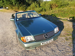 Picture of 1994 Mercedes SL 320