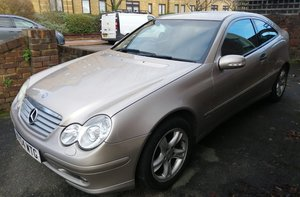 2004 MERCEDES-BENZ C180 KOMPRESSOR SPECIAL EDITION