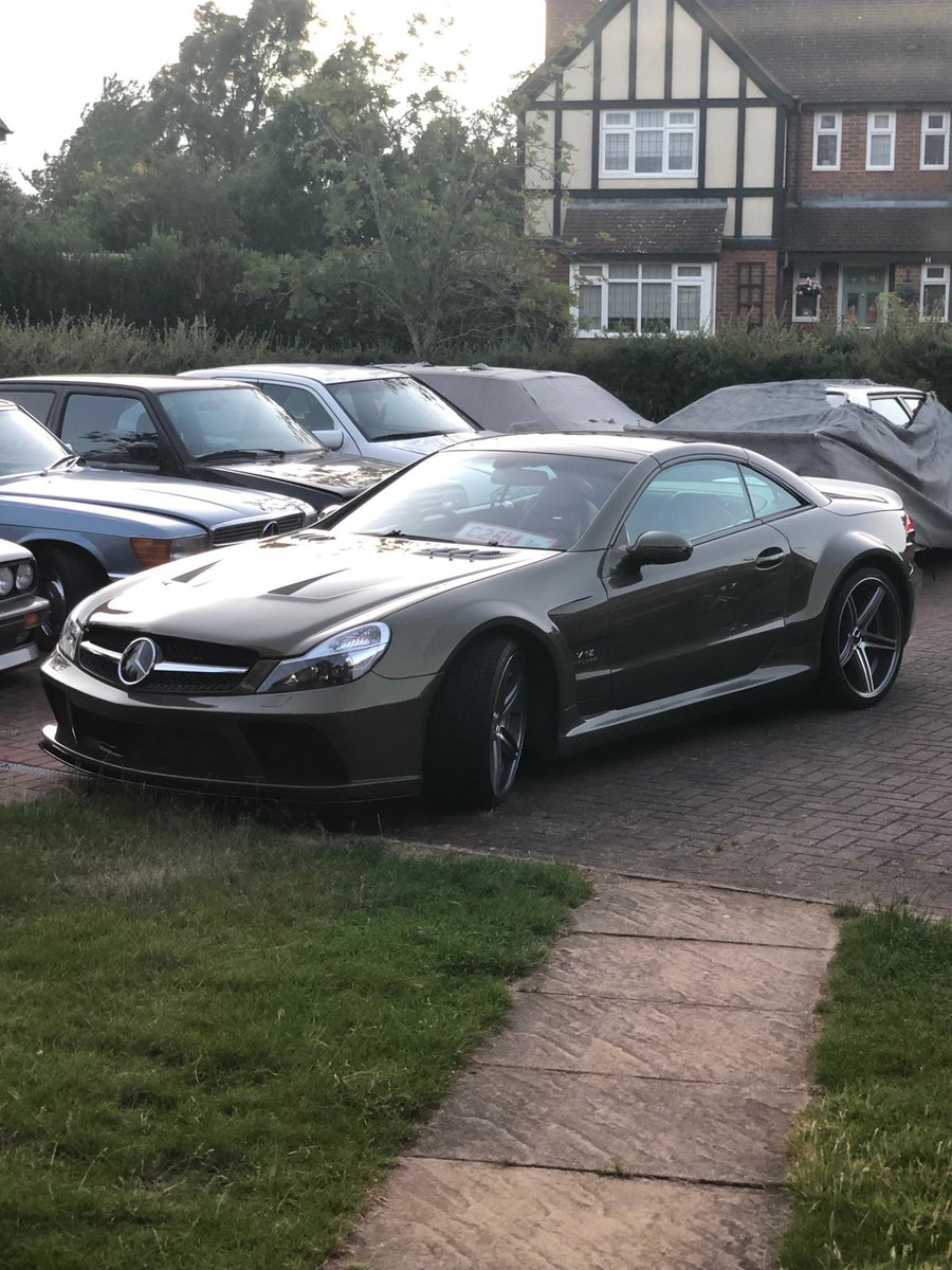 2003 SL55 AMG (Black Series Conversion) For Sale (picture 5 of 6)