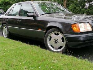 1995 Classic Mercedes 200e