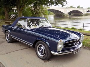 1964 MERCEDES W113 230 SL 'PAGODA' SPORTS CONVERTIBLE  For Sale