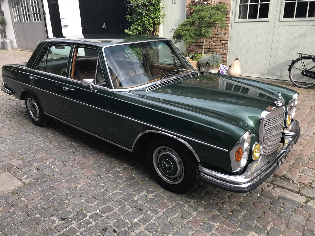 1971 Lovely old Mercedes 280SE For Sale (picture 4 of 6)