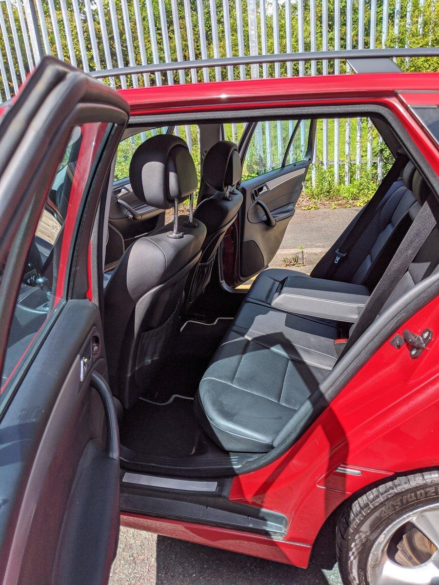 Mercedes C180 Kompressor Avantgarde SE 2008 '57' Reg, Estate For Sale (picture 4 of 6)