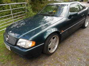 Picture of 1995 mercedes sl320  For Sale