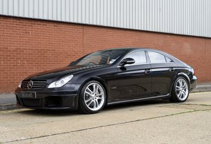 2007 Mercedes-Benz CLS Rocket V12 Bi-Turbo (RHD)