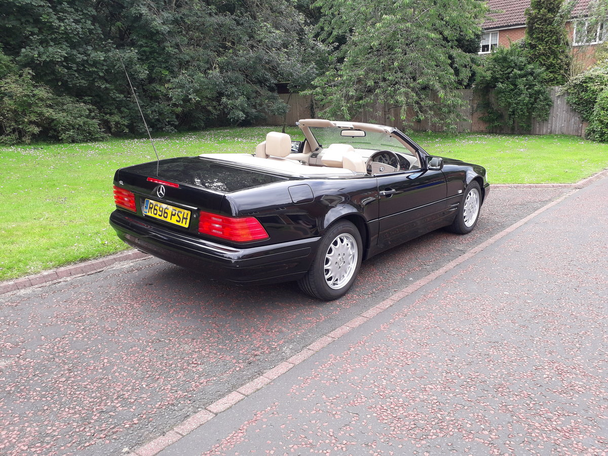 1998 Mercedes SL 280 with 12 months mot For Sale (picture 2 of 6)