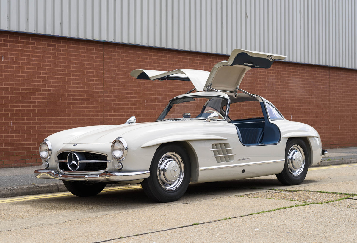 1954 Mercedes-Benz 300SL Gullwing (LHD) For Sale (picture 1 of 24)