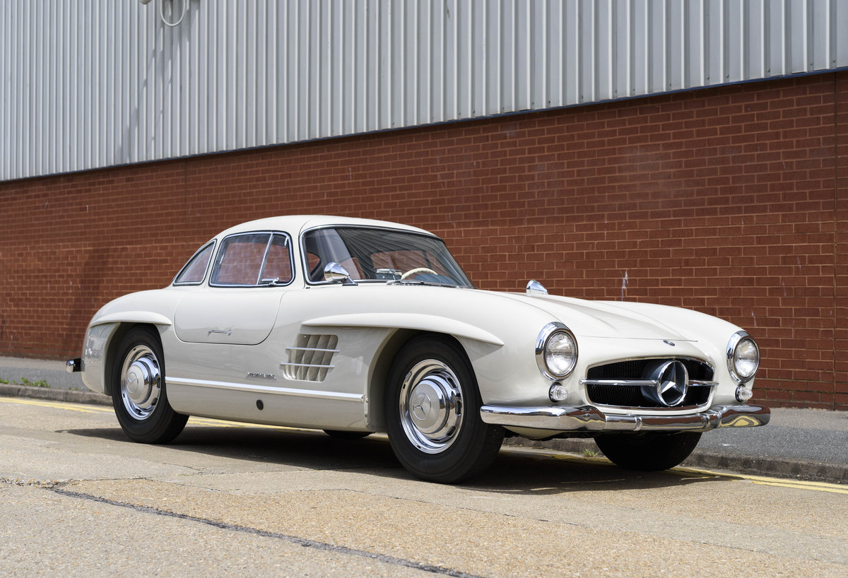 1954 Mercedes-Benz 300SL Gullwing (LHD) For Sale (picture 2 of 24)