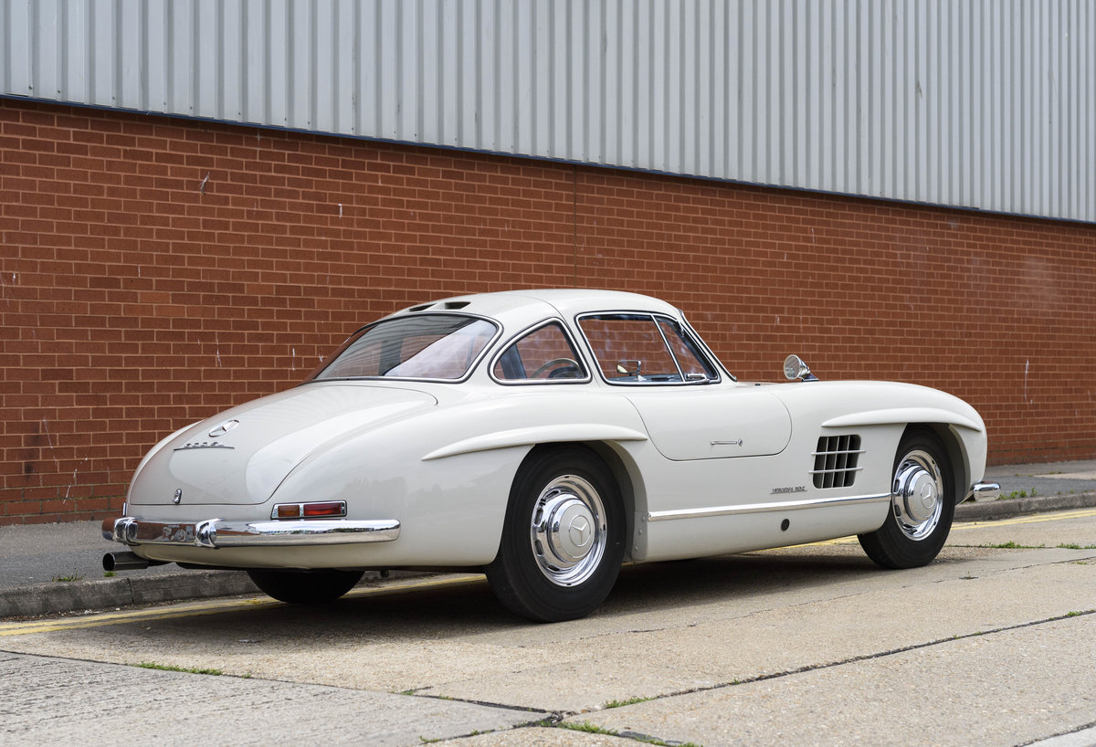 1954 Mercedes-Benz 300SL Gullwing (LHD) For Sale (picture 3 of 24)