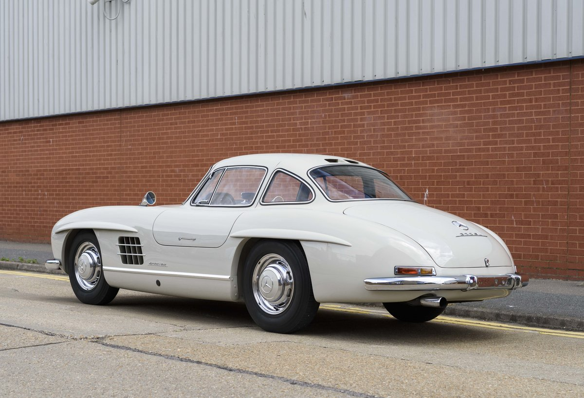 1954 Mercedes-Benz 300SL Gullwing (LHD) For Sale (picture 4 of 24)