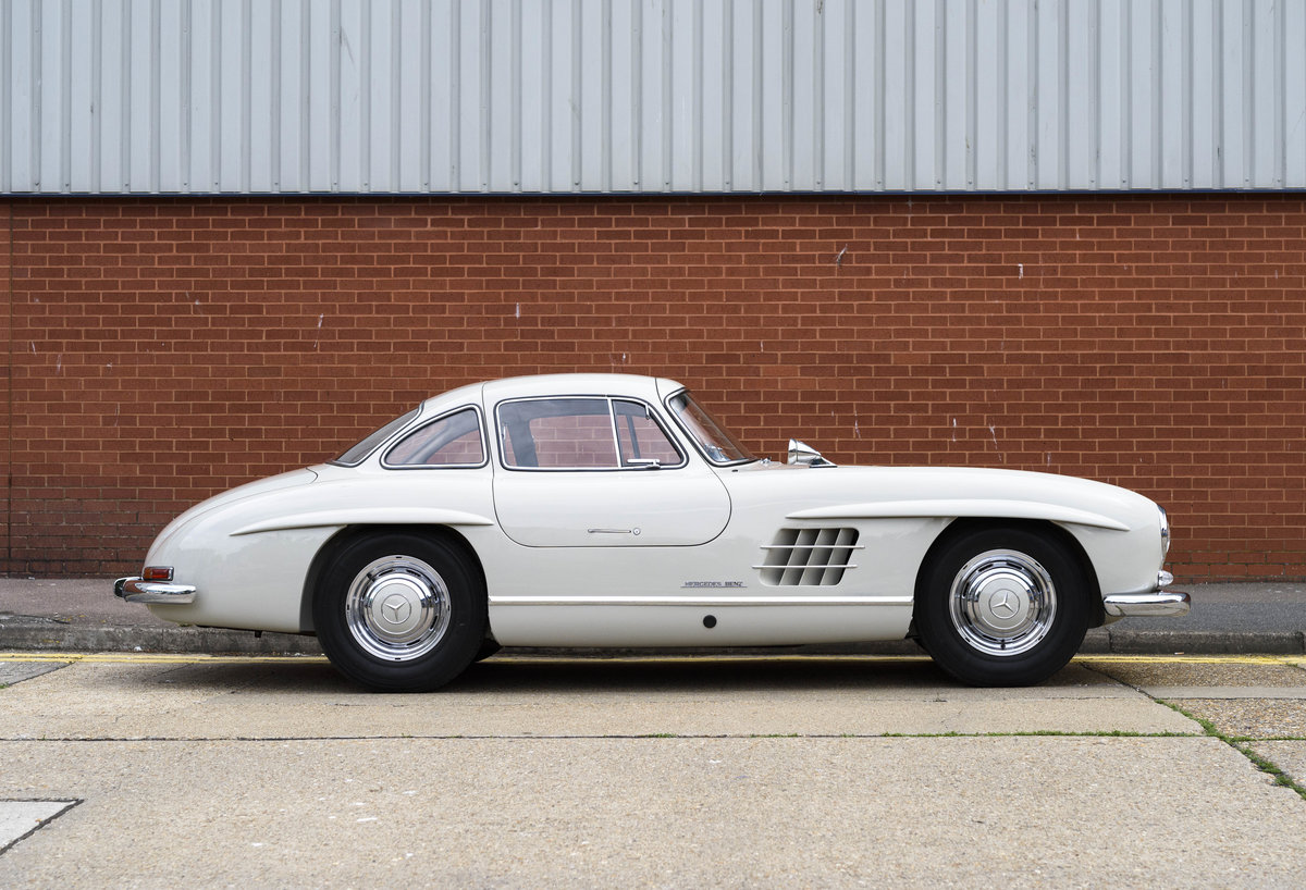 1954 Mercedes-Benz 300SL Gullwing (LHD) For Sale (picture 5 of 24)