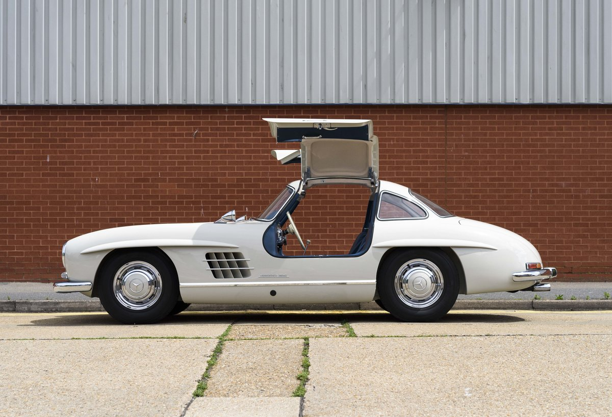 1954 Mercedes-Benz 300SL Gullwing (LHD) For Sale (picture 6 of 24)