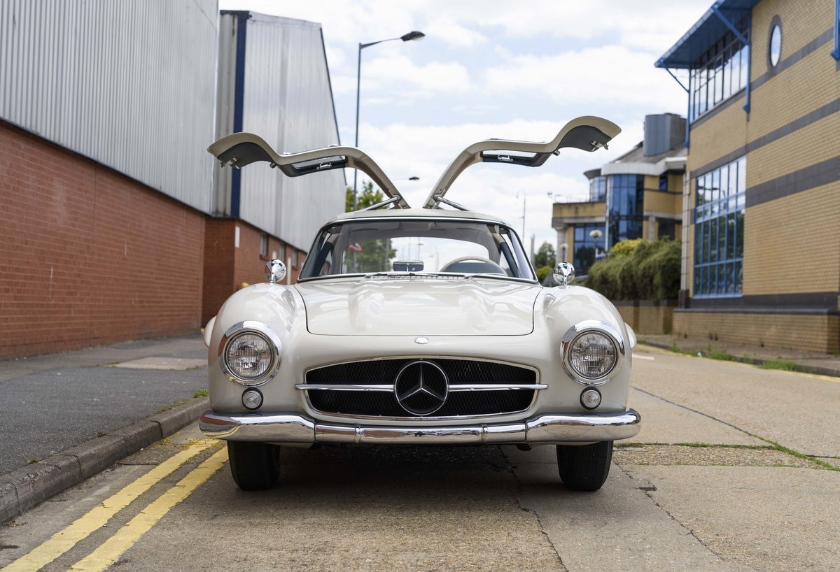 1954 Mercedes-Benz 300SL Gullwing (LHD) For Sale (picture 7 of 24)