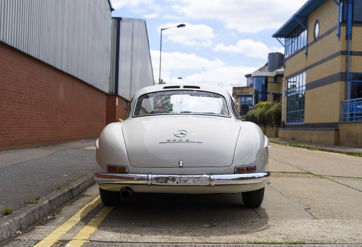 1954 Mercedes-Benz 300SL Gullwing (LHD) For Sale (picture 8 of 24)